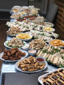 Hospitality and Event Catering